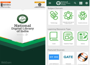 National Digital Library NDL app
