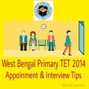 Primary-TET-2014-Interview-Tips