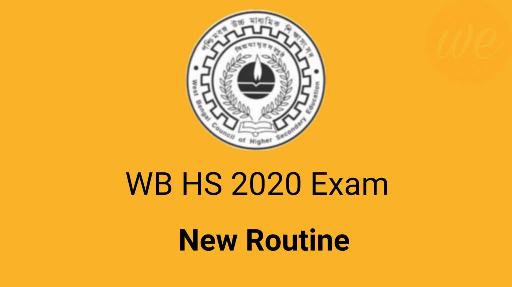 West Bengal HS 2020 New Exam Dates Announced for the remanning Subjects