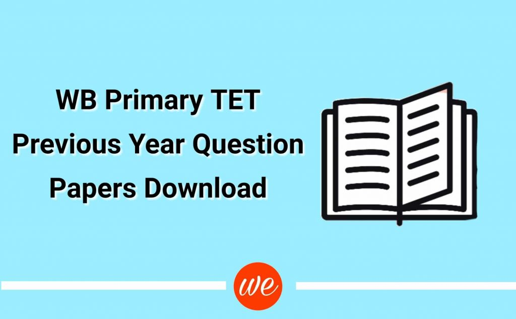 WB Primary TET Previous Year Question Paper Download
