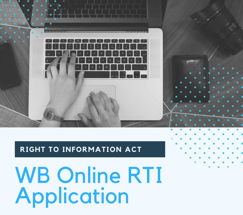 How to file RTI Online in West Bengal