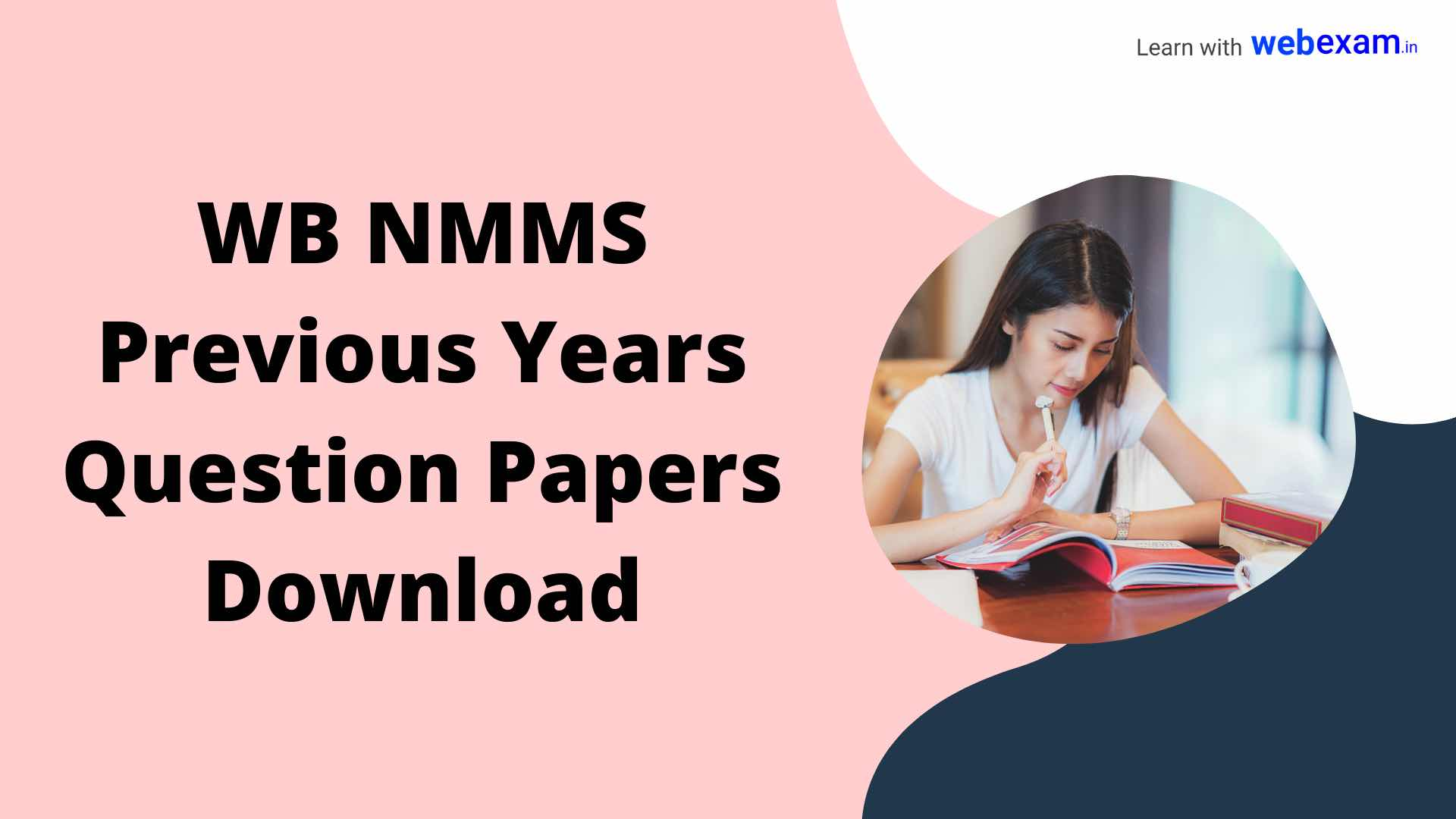 West Bengal NMMS Previous Year Question Papers Download